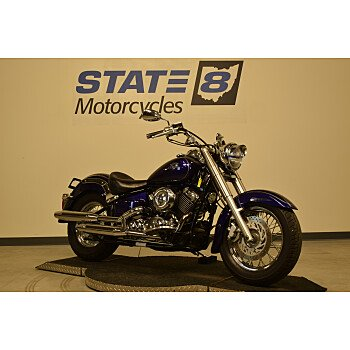 2003 Yamaha V Star 650 for sale 200685464