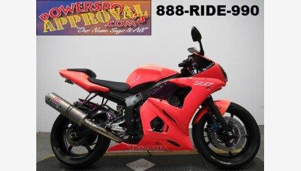 2003 Yamaha YZF-R6 for sale 200670829