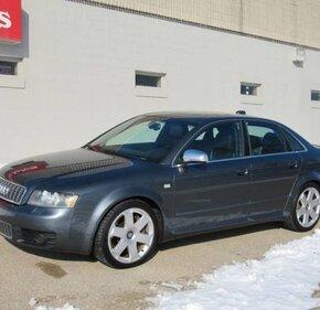 2004 Audi S4 Sedan for sale 101098161