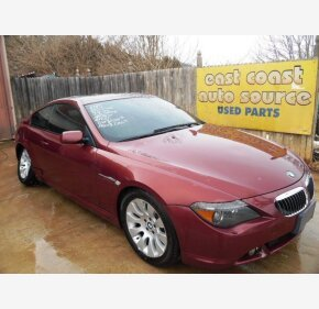 2004 BMW 645Ci Coupe for sale 100291383