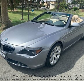 2004 BMW 645Ci Convertible for sale 101176399