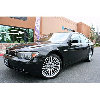 2004 BMW 760i for sale 101468292