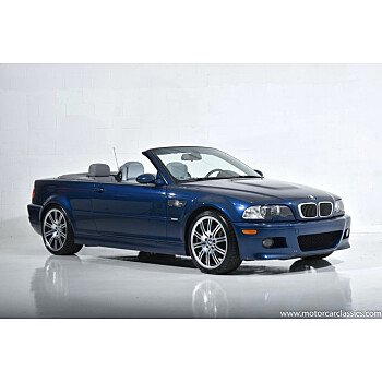 2004 BMW M3 Convertible for sale 101412061