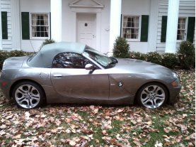 2004 BMW Z4 3.0i Roadster for sale 101352228