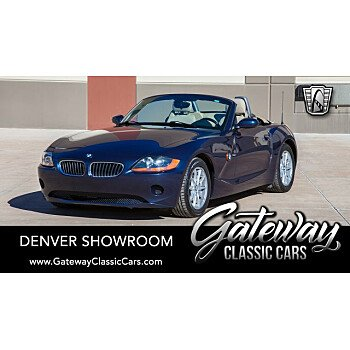 2004 BMW Z4 2.5i Roadster for sale 101285807