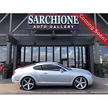 2004 Bentley Continental GT Coupe for sale 101620096