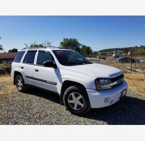 2004 Chevrolet Blazer for sale 101190286