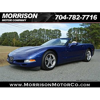 2004 Chevrolet Corvette Convertible for sale 100923083