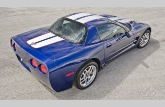 2004 Chevrolet Corvette Z06 Coupe for sale 101210239