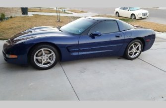 2004 Chevrolet Corvette Coupe for sale 100756221