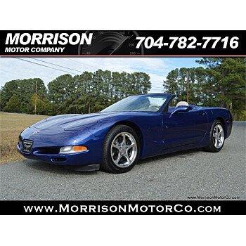 2004 Chevrolet Corvette for sale 100923083