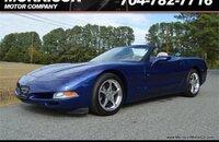 2004 Chevrolet Corvette Convertible for sale 100923083