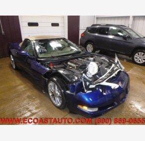 2004 Chevrolet Corvette Convertible for sale 100982762
