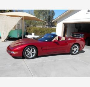 2004 Chevrolet Corvette Convertible for sale 101007930