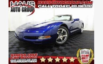 2004 Chevrolet Corvette Convertible for sale 101071814