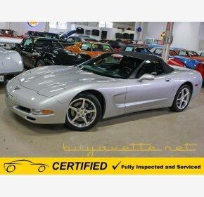 2004 Chevrolet Corvette Convertible for sale 101076643