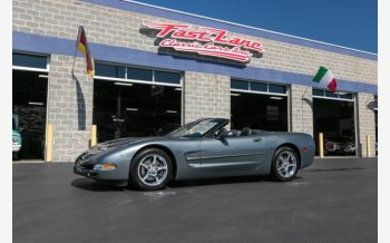 2004 Chevrolet Corvette Convertible for sale 101076693