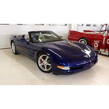 2004 Chevrolet Corvette Convertible for sale 101156543