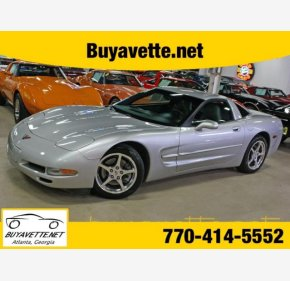 2004 Chevrolet Corvette for sale 101160331
