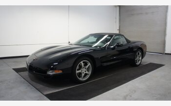 2004 Chevrolet Corvette Convertible for sale 101197623