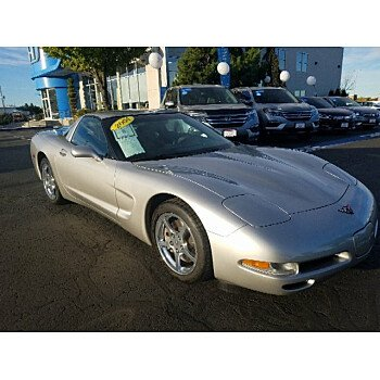 2004 Chevrolet Corvette Coupe for sale 101210619
