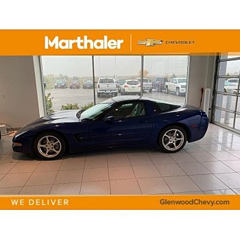 2004 Chevrolet Corvette Coupe for sale 101221126