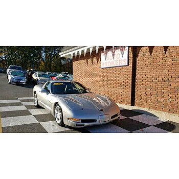2004 Chevrolet Corvette Coupe for sale 101223397