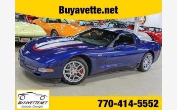 2004 Chevrolet Corvette Z06 Coupe for sale 101234105