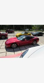 2004 Chevrolet Corvette Coupe for sale 101242064