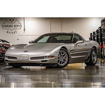 2004 Chevrolet Corvette Z06 Coupe for sale 101249025