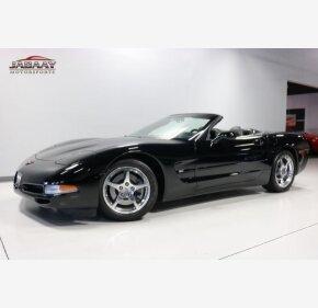 2004 Chevrolet Corvette Convertible for sale 101249565