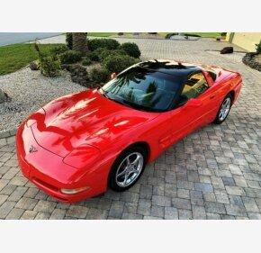 2004 Chevrolet Corvette Coupe for sale 101270372