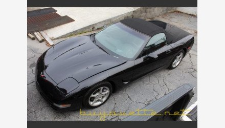 2004 Chevrolet Corvette Convertible for sale 101273397