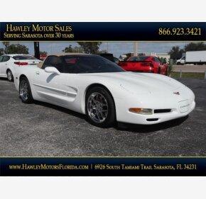 2004 Chevrolet Corvette Convertible for sale 101282919