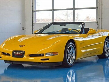 2004 Chevrolet Corvette Convertible for sale 101301725