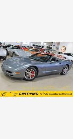 2004 Chevrolet Corvette for sale 101305166