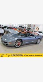 2004 Chevrolet Corvette Convertible for sale 101305166