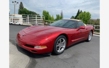 2004 Chevrolet Corvette for sale 101330735