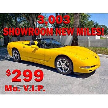 2004 Chevrolet Corvette for sale 101337907