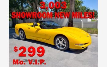 2004 Chevrolet Corvette for sale 101337907