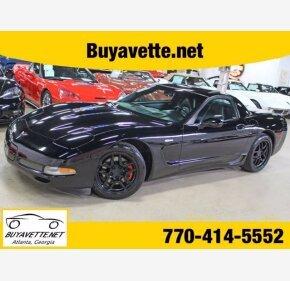 2004 Chevrolet Corvette for sale 101381244