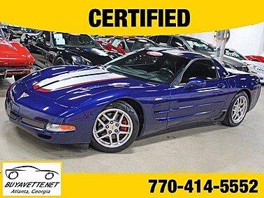 2004 Chevrolet Corvette for sale 101391586