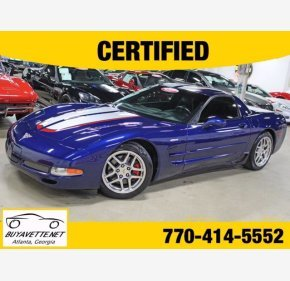 2004 Chevrolet Corvette for sale 101391586