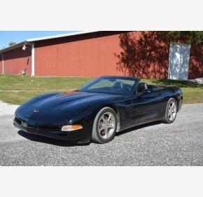 2004 Chevrolet Corvette Convertible for sale 101394492