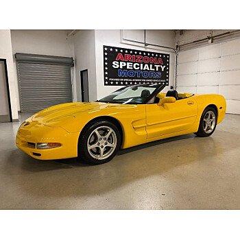 2004 Chevrolet Corvette for sale 101402138