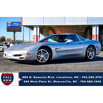 2004 Chevrolet Corvette for sale 101404929