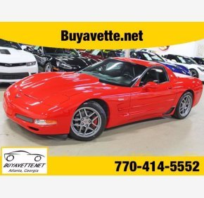 2004 Chevrolet Corvette for sale 101429755