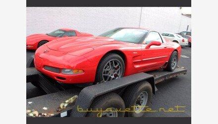 2004 Chevrolet Corvette for sale 101429755