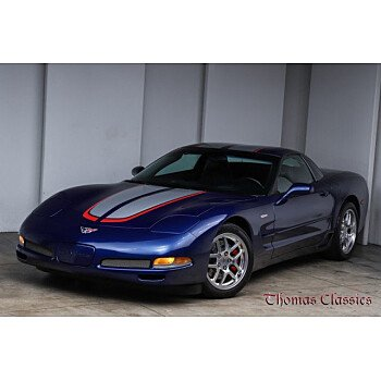 2004 Chevrolet Corvette for sale 101432785