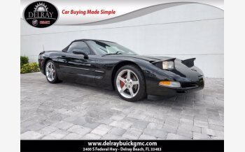 2004 Chevrolet Corvette for sale 101460466